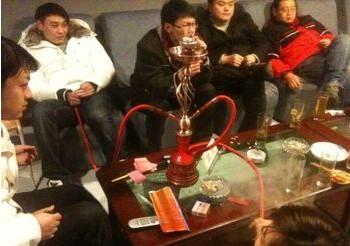 阿拉伯水烟—让您的室内充满芳香
